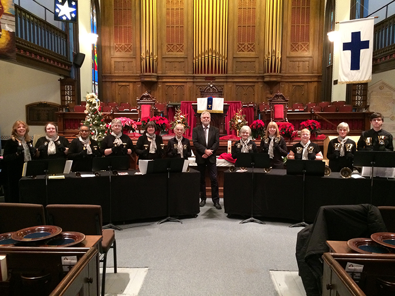 Photo - Handbell Choir